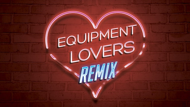 Equipment Lovers REMIX - 30 Day Workout Playlist