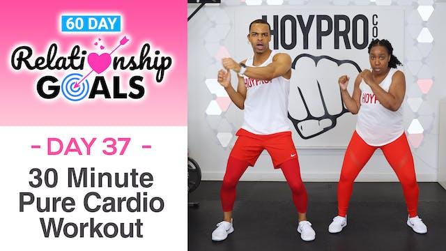 30 Minute HARMONY Cardio - Relationship Goals #37