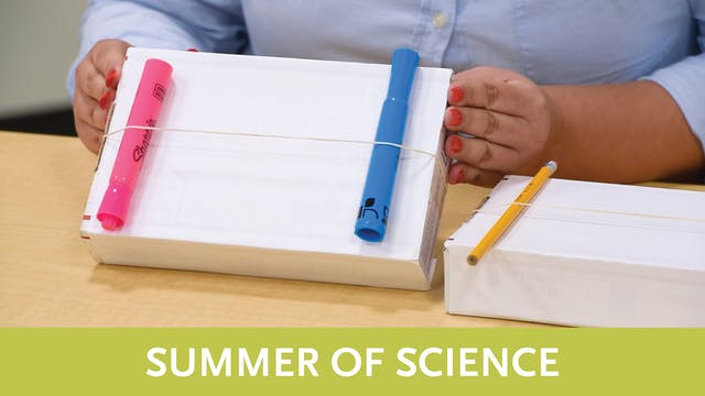 Summer of Science   Video 4   Chordophones