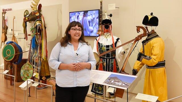 Musical Menagerie   Mongolia