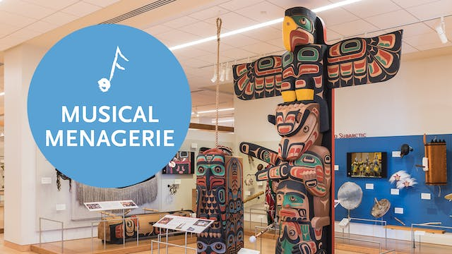 Musical Menagerie Collection (ages 5-7)
