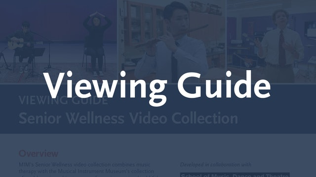 Senior Wellness Viewing Guide