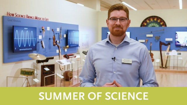 Summer of Science   Video 1   Sound Waves