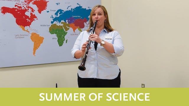 Summer of Science   Video 3   Aerophones