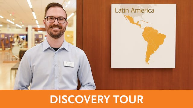 Discovery Tour   Video 3   Brazil