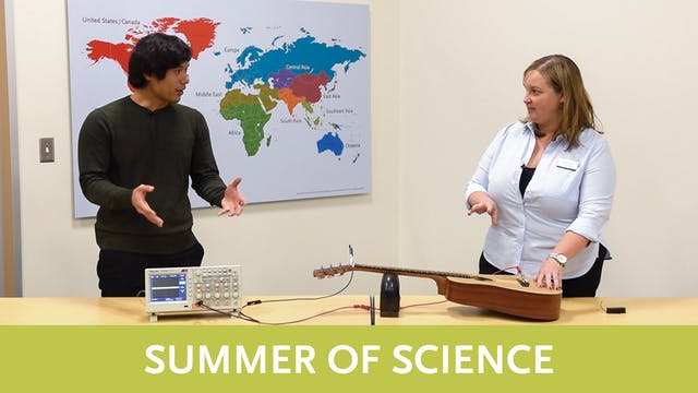 Summer of Science   Video 5   Electrophones