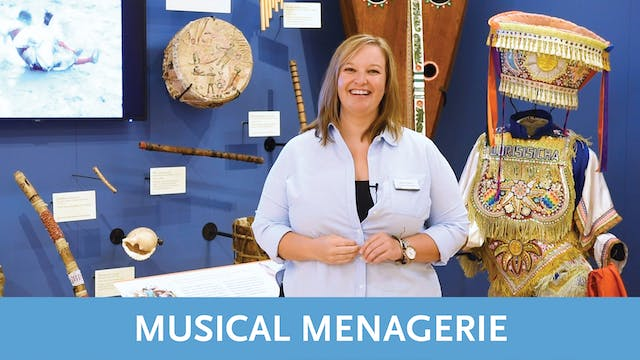 Musical Menagerie Tour   Video 3   Andes