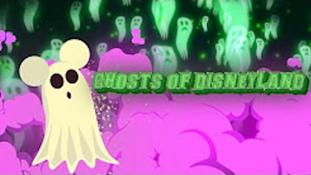 FastPass Facts - Ghosts of Disneyland