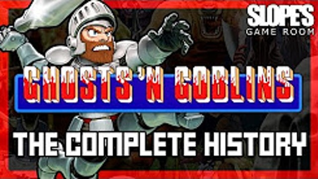 Ghosts 'n Goblins- The Complete History (Ghouls & Ghosts)