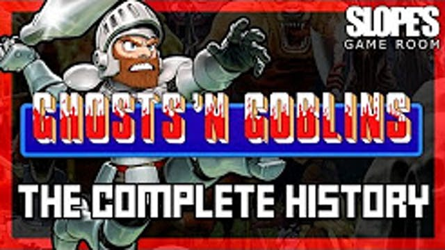 Ghosts 'n Goblins- The Complete Histo...