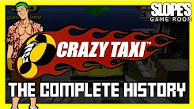 Crazy Taxi- The Complete History - SGR