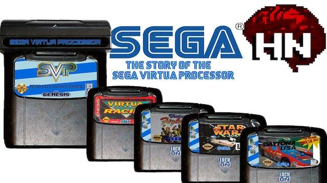 Historicnerd - Sega's SVP Chip, The Story of the Sega Virtua Processor
