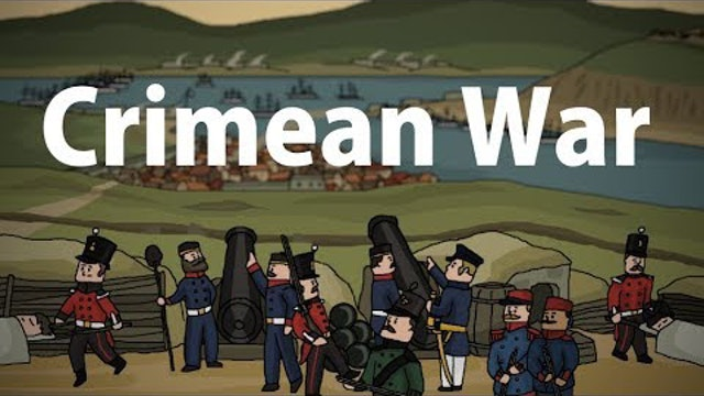 Crimean War - Animated History (Part 2)