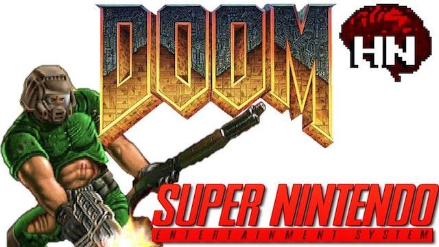 HistoricNerd - History of Doom on the Super Nintendo