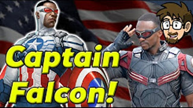 History of Falcon-Captain America (Sa...