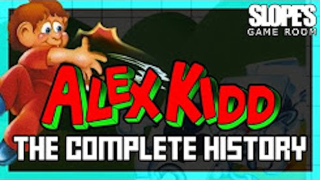 Alex Kidd- The Complete History - SGR