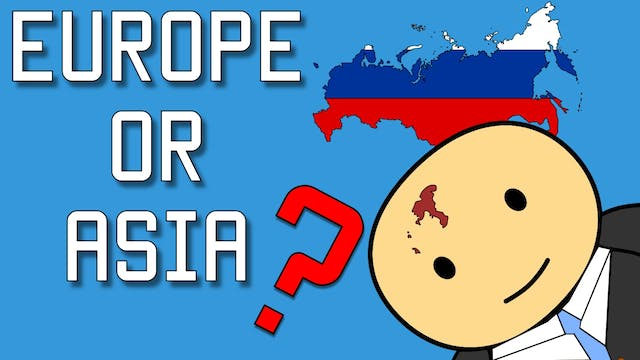 Is Russia In Europe Or Asia?