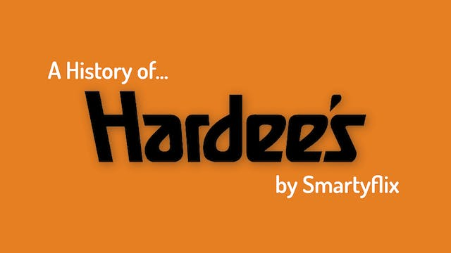 The History of Hardees