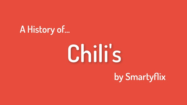 History of Chilis Restaurant