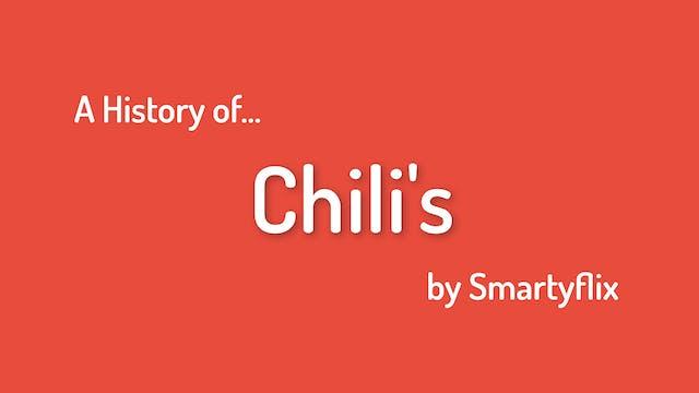 History of Chilis Restaurant