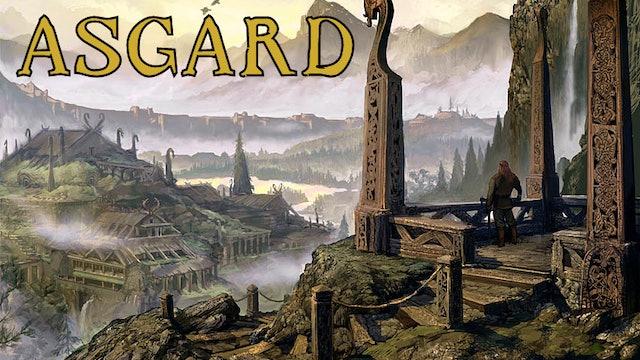 Journey through Norse Mythology - Asgard