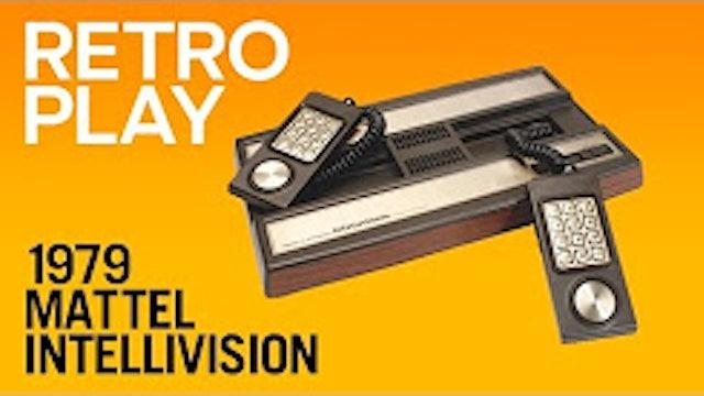 1979 Mattel Intellivision