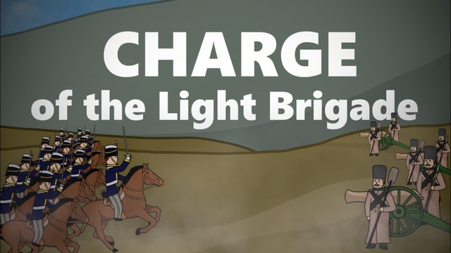 Charge of the Light Brigade - Animated History