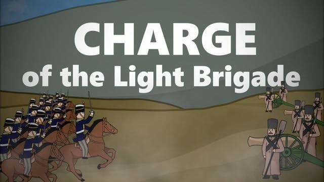 Charge of the Light Brigade - Animate...