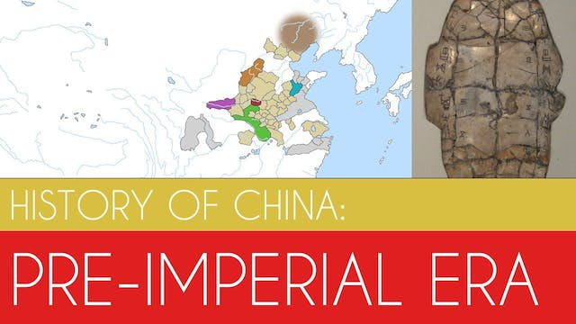 Pre-Imperial Period of China - Every ...
