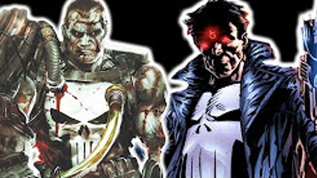 History of The Punisher! (Frank Castle)