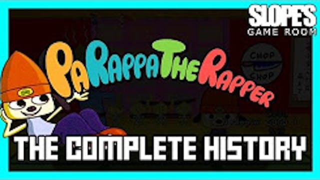 PaRappa The Rapper- The Complete Hist...