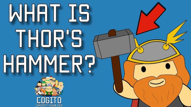 Norse Mythology - How Did Thor Get His Hammer?