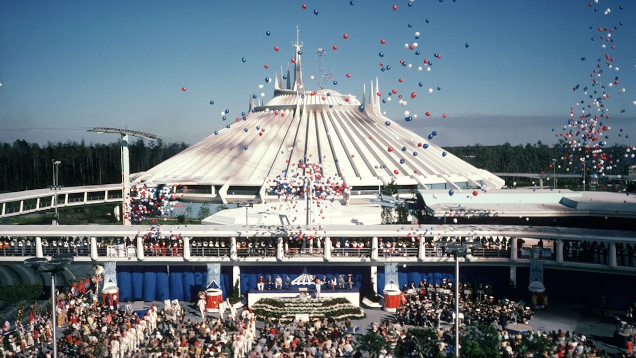 History of the Disney Parks