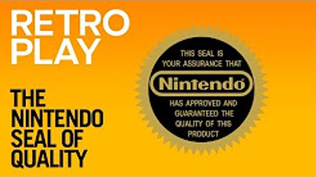 The Nintendo Seal of Quality