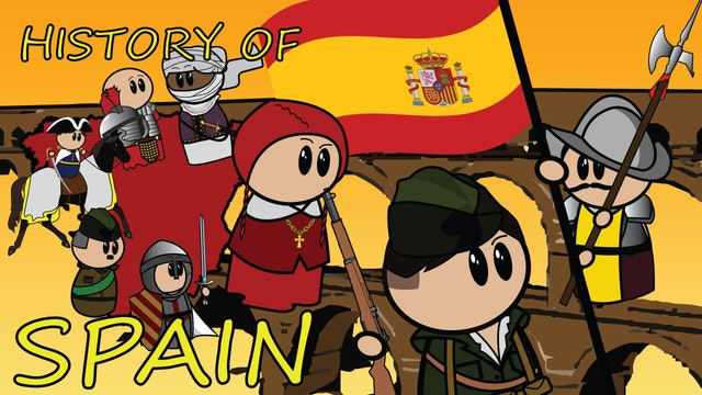The Animated History of Spain