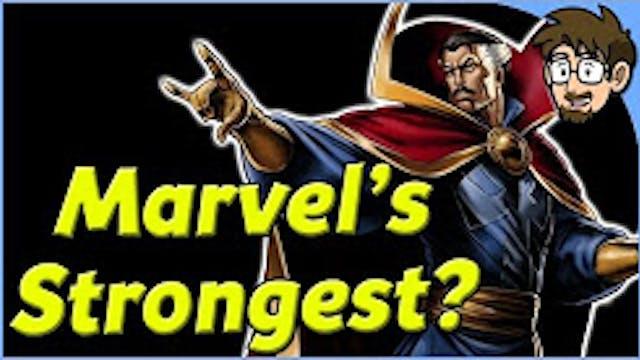 History of Doctor Strange! (Stephen S...