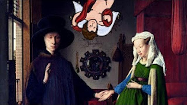 The Arnolfini Marriage - Sacred to Secular