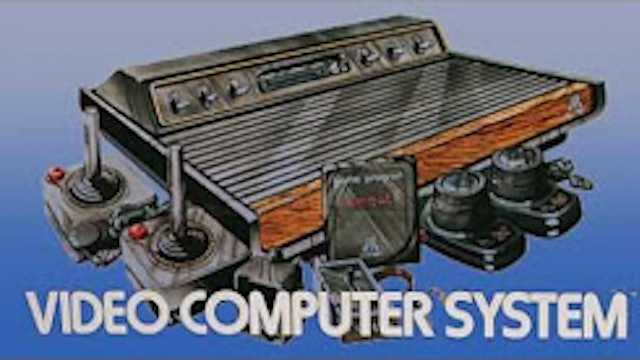 James's History of Video Games - Part 2 - Atari 2600, Space Invaders and Galaxian