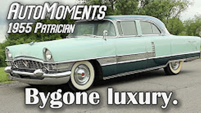 1955 Packard Patrician - Luxury Car from a Bygone Era - AutoMoments