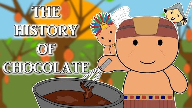 The History Of Chocolate Documentary