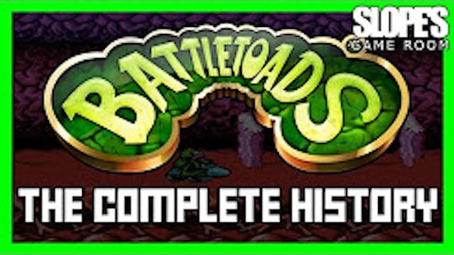 Battletoads - The Complete History