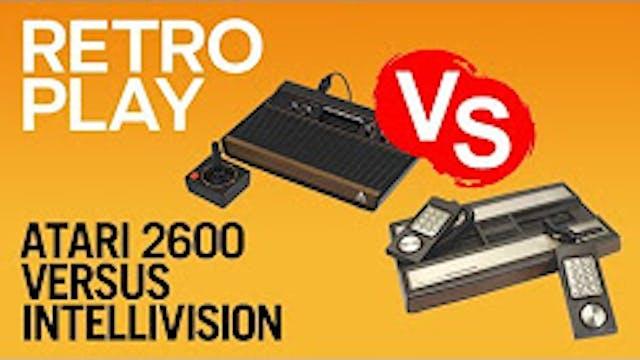 Atari 2600 Versus Intellivision