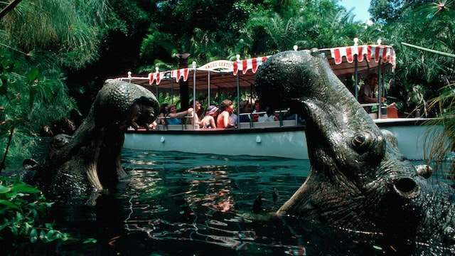 History of the Disney Parks- Jungle C...