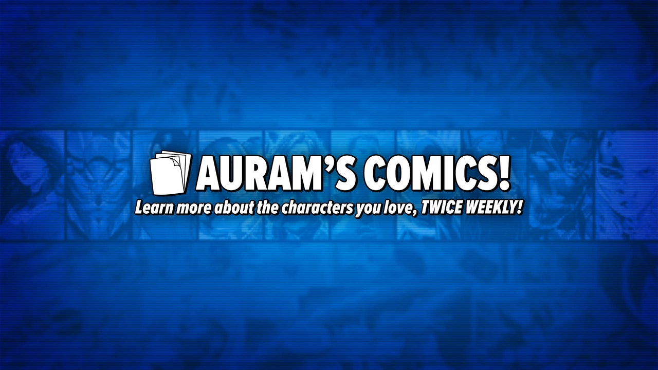 Auram's Comics