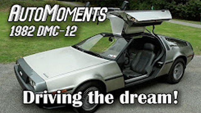 1982 DeLorean DMC-12 - Driving the Car of Dreams - AutoMoments
