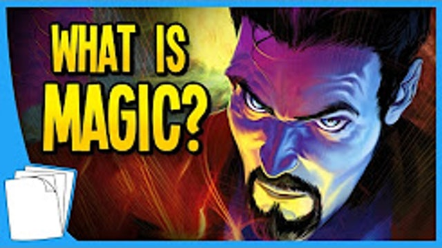 Doctor Strange - What is Marvel Magic