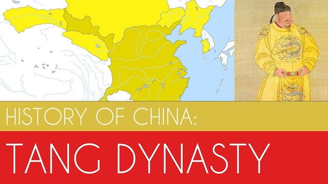 Rise and Fall of the Tang Dynasty