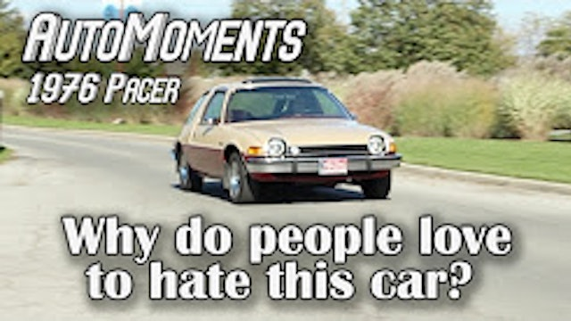 1976 AMC Pacer - Why do People Love to Hate this Car- - AutoMoments