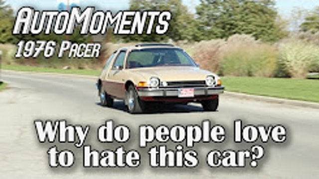 1976 AMC Pacer - Why do People Love t...