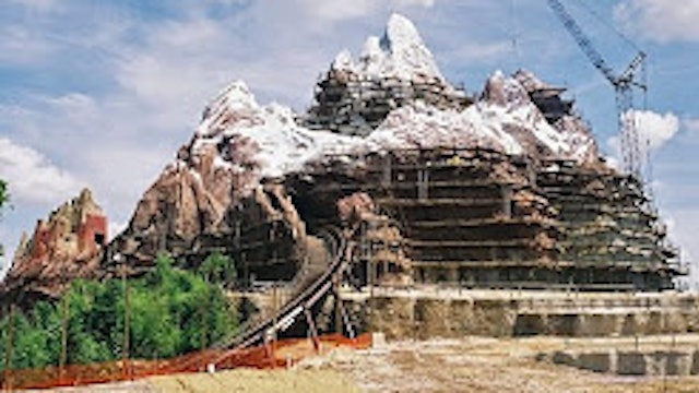 History of the Disney Parks - Expedition Everest